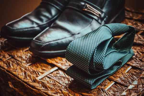 W jakich butach do ślubu?